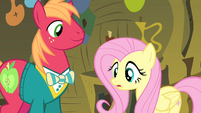 Fluttershy confused S4E14