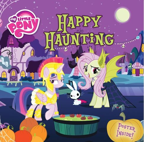 File:My Little Pony Happy Haunting storybook cover.jpg