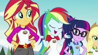 "Rainbow Dash ""I've lost track"" EG4"