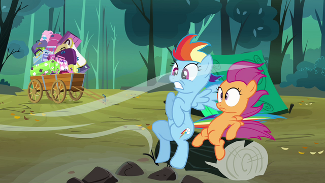 File:Scootaloo and Rainbow feeling the wind S3E6.png