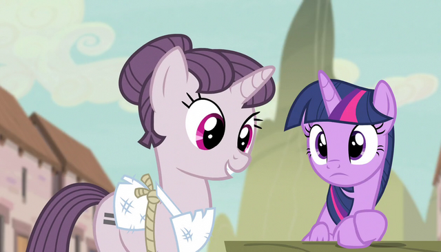 "File:Sugar Belle ""you look like you're friends"" S5E1.png"