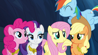 Twilight's friends feeling proud S4E02