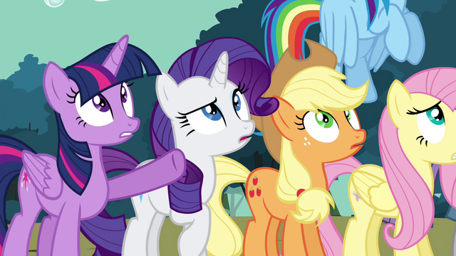 File:Twilight pointing at mountain of rocks S4E18.png