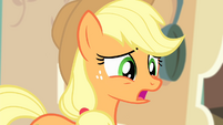 "Applejack ""A lion tamer's chair?"" S4E17"