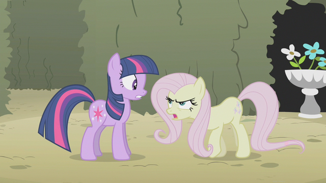 File:Fluttershy being mean to Twilight S02E01.png