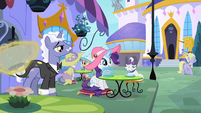 Rarity and Opalescence at the tea shop S2E9