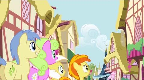 -Czech- My Little Pony - Pinkie The Party Planner Songs -HD-