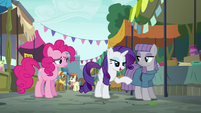 "Rarity ""I want to get one more picture"" S6E3"