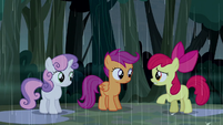 "Apple Bloom ""how do we get back?"" S5E6"