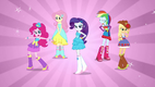 Twilight's friends and their dresses EG