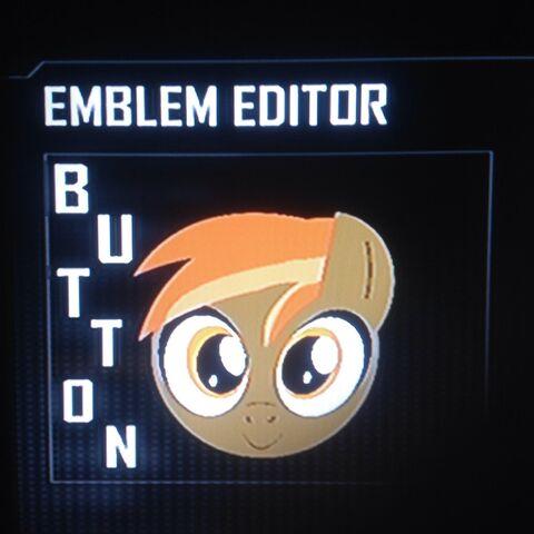 File:FANMADE Button Mash Black Ops 2 Emblem.jpg