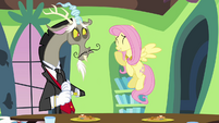 "Fluttershy and Discord ""why, of course!"" S03E10"