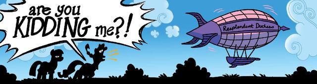 File:Friends Forever issue 29 Resplendent Duchess takes off.jpg