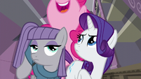 """Pinkie """"when she sees the gift I'm giving her!"""" S6E3"""