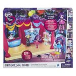Equestria Girls Minis Canterlot High Dance Playset packaging