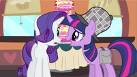 Rarity exposed S2E24