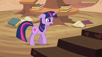 Twilight is worried 2 S2E20
