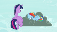"Twilight ""Wanna go for a fly?"" S4E21"