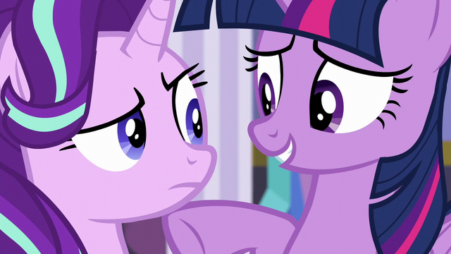 "File:Twilight Sparkle ""of course"" S6E6.png"