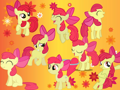 FANMADE Apple Bloom