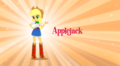 Applejack Equestria Girls music video.png