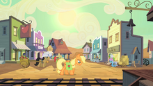 Applejack at Dodge Junction S2E14.png