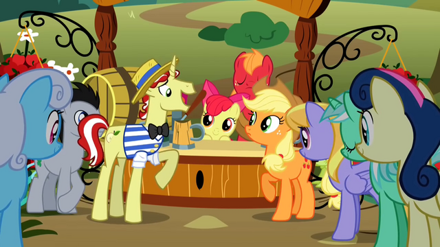 File:Flim talking to Applejack S2E15.png