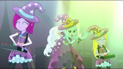 -Czech- Equestria Girls Rainbow Rocks - Tricks Up My Sleeve -HD-