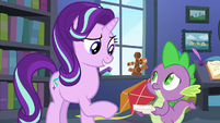 """Starlight """"a speed spell and a duplication spell"""" S6E21"""