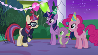 "Twilight ""we'll come back and visit soon"" S5E12"