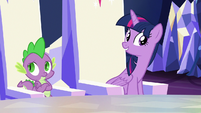 "Twilight Sparkle ""who would look out for you"" S6E25"