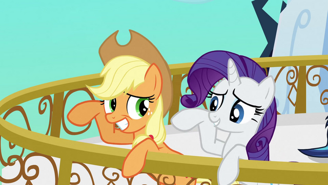 File:Rarity 'I don't know if they believe you' S3E2.png