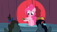 Pinkie Pie where y'all from S2E13