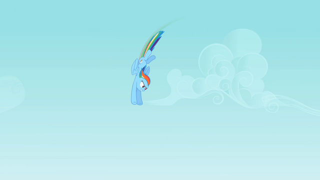 File:Rainbow Dash flying 2 S2E07.png