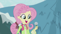 "Fluttershy singing ""few things last"" EG2"