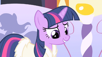Twilight got tied up S1E20