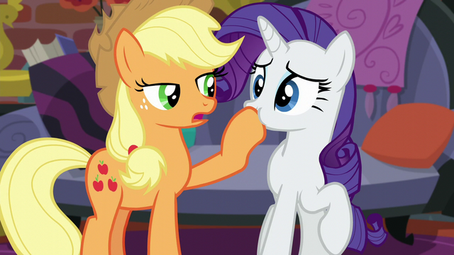 "File:Applejack ""not suggestin we pack up and go home"" S5E16.png"