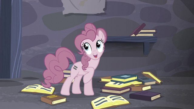 "File:Pinkie ""until they start to crumble!"" S5E02.png"