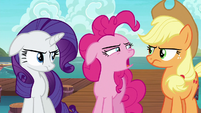 "Pinkie ""why would you want me to apologize"" S6E22"