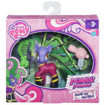 Power Ponies Mane-iac doll packaging