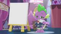 Spike speaking S4E13