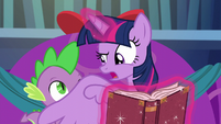 "Twilight ""if I could continue the story"" S06E08"