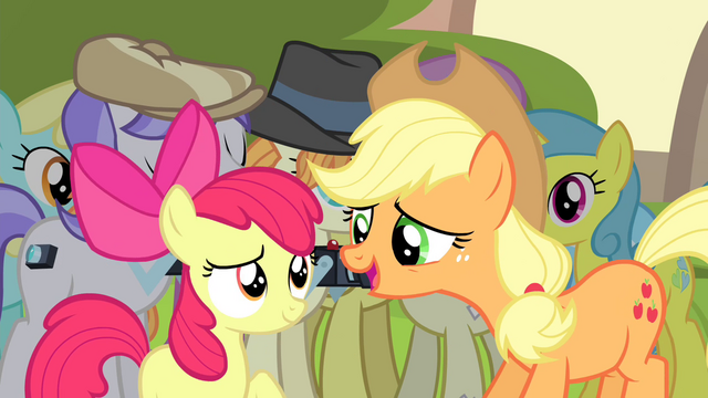 "File:Applejack ""forget what you're capable of"" S4E20.png"