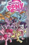 Comic issue 33 cover RI