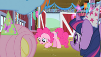 Pinkie Pie 'How could I have ever doubted you' S1E25