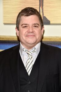 Patton Oswalt at WGA Awards 2015