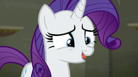 "Rarity ""Golly, what a splendid idea!"" S6E9"
