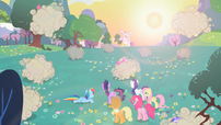 Brawl all over Ponyville S2E3