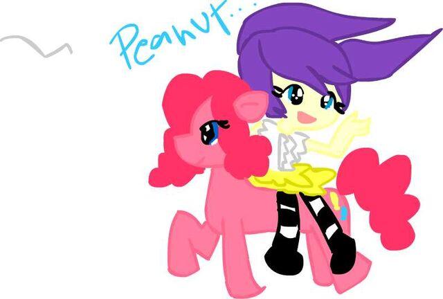 File:FANMADE Peanut Pinkie.jpg