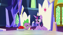 "Twilight ""if our friends could enjoy three full days"" S5E22"